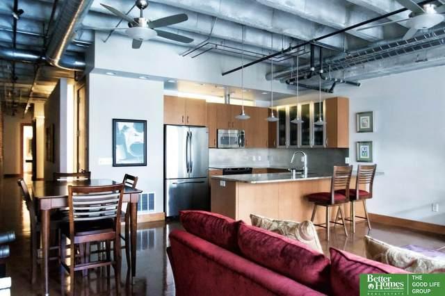 1502 Jones Street #307, Omaha, NE 68102 (MLS #22029438) :: Capital City Realty Group