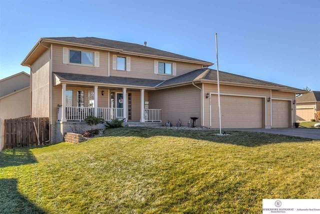 14100 S 21 Street, Bellevue, NE 68123 (MLS #22029441) :: The Homefront Team at Nebraska Realty