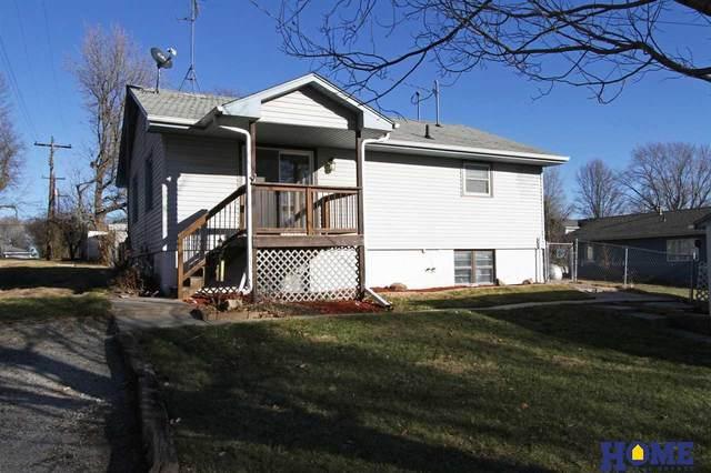 1420 W 2nd Street, Sprague, NE 68430 (MLS #22029488) :: The Homefront Team at Nebraska Realty