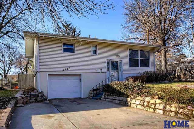 4515 Grandview Boulevard, Lincoln, NE 68521 (MLS #22029508) :: The Homefront Team at Nebraska Realty