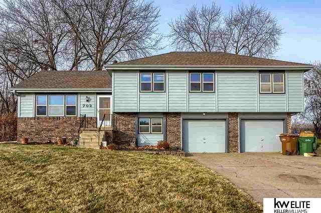702 Marian Avenue, Bellevue, NE 68005 (MLS #22029788) :: Lincoln Select Real Estate Group