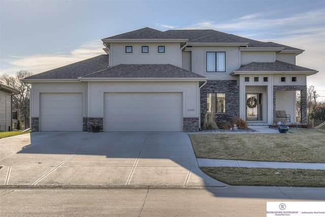 2445 S 219th Street, Omaha, NE 68022 (MLS #22030031) :: Cindy Andrew Group