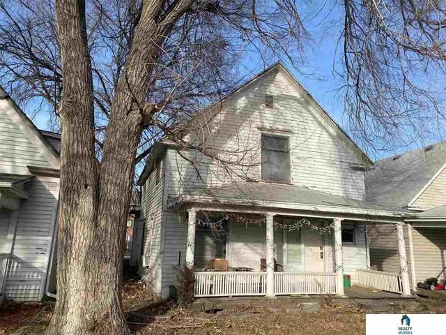 2518 P Street, Lincoln, NE 68503 (MLS #22030437) :: kwELITE