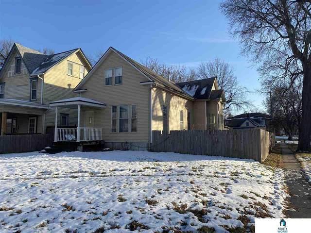 1605 Washington Street, Lincoln, NE 68502 (MLS #22030444) :: Dodge County Realty Group