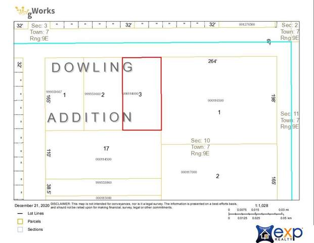 Lot 3 North Street, Douglas, NE 68344 (MLS #22030490) :: Complete Real Estate Group