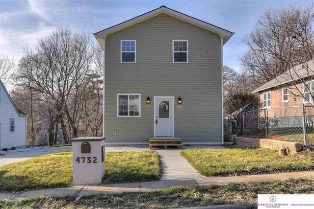 4732 N 36th Avenue, Omaha, NE 68111 (MLS #22030520) :: Lincoln Select Real Estate Group