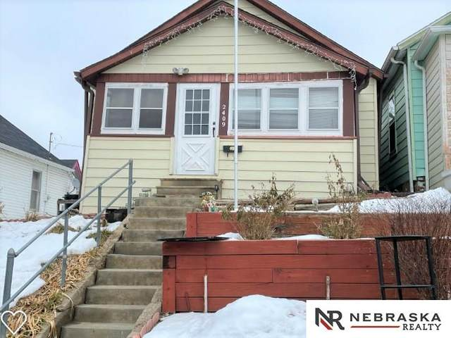 2409 S 20th Avenue, Omaha, NE 68108 (MLS #22100147) :: Lincoln Select Real Estate Group