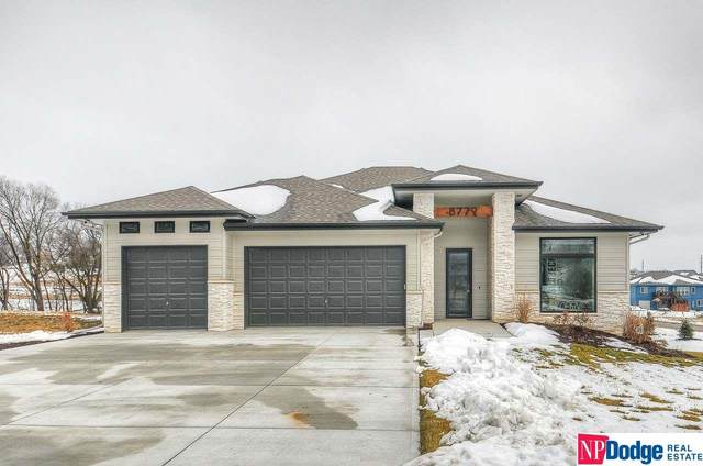 8779 S 25th Street, Bellevue, NE 68147 (MLS #22100377) :: The Briley Team