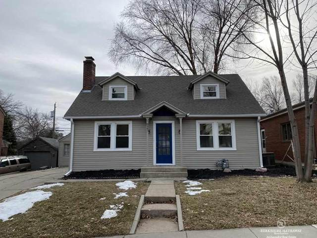 1621 Woodsview Street, Lincoln, NE 68502 (MLS #22100394) :: Dodge County Realty Group