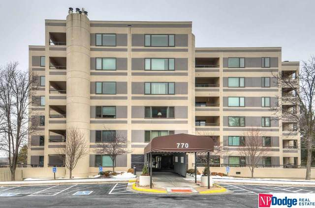 770 N 93 Street 4B2, Omaha, NE 68114 (MLS #22100596) :: Stuart & Associates Real Estate Group