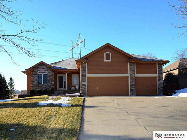 9615 Centennial Road, La Vista, NE 68128 (MLS #22100742) :: Dodge County Realty Group