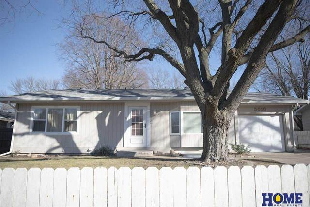 5010 S 56th Street, Lincoln, NE 68516 (MLS #22100801) :: One80 Group/Berkshire Hathaway HomeServices Ambassador Real Estate