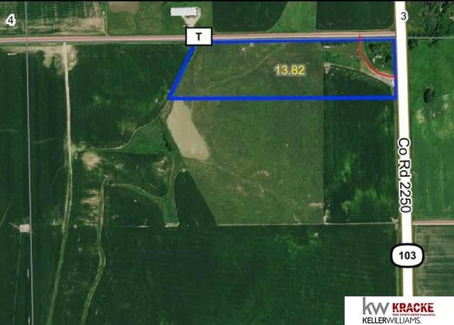 T Rd & Co Rd 2250 Roads, Dewitt, NE 68341 (MLS #22101010) :: Don Peterson & Associates