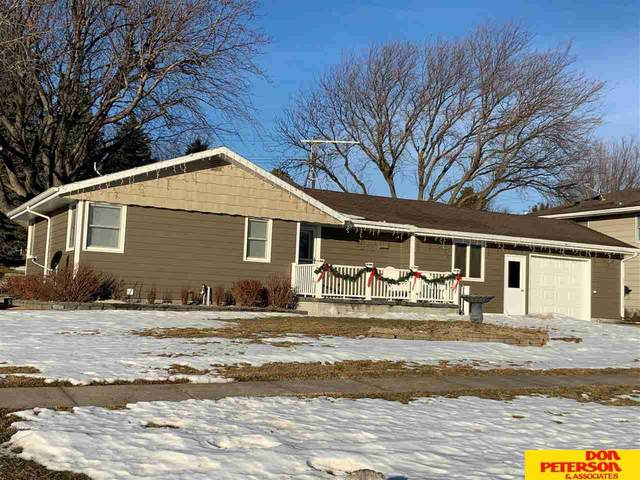 204 S Cornel Avenue, Hartington, NE 68739 (MLS #22101125) :: Stuart & Associates Real Estate Group