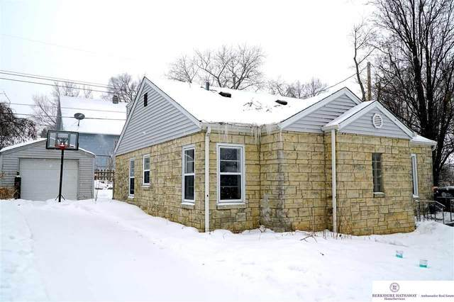 6027 Evans Street, Omaha, NE 68104 (MLS #22102141) :: Stuart & Associates Real Estate Group