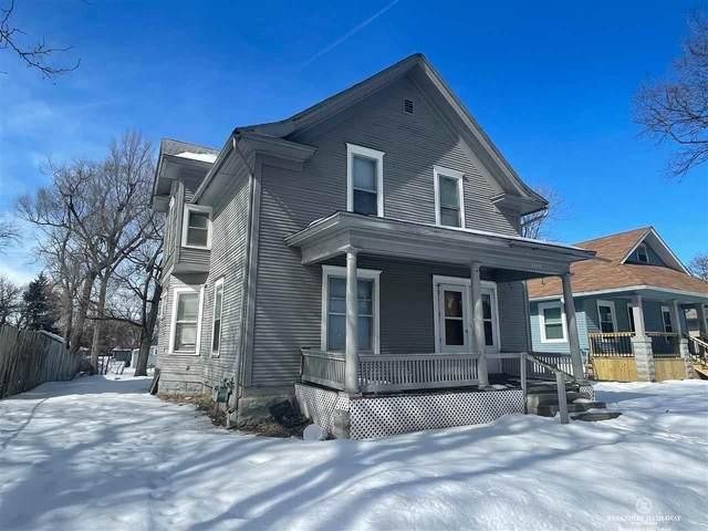 1409 N 21st Street, Lincoln, NE 68503 (MLS #22102719) :: Don Peterson & Associates