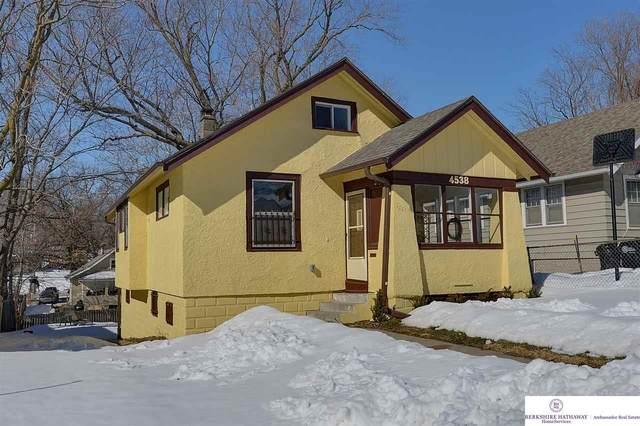 4538 N 41 Street, Omaha, NE 68111 (MLS #22102843) :: Lincoln Select Real Estate Group