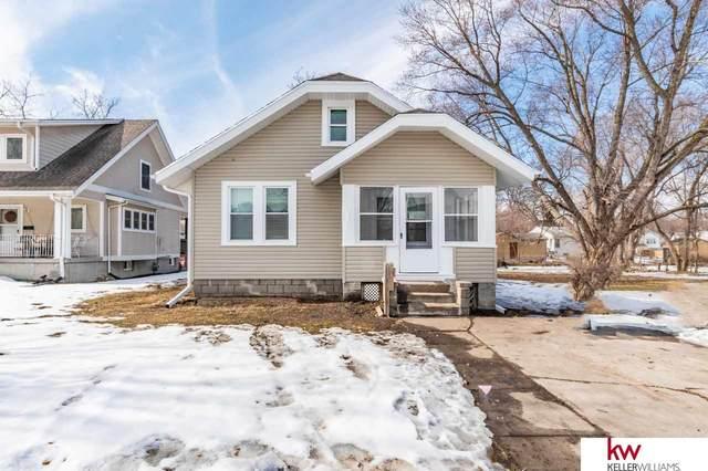 5806 N 27th Street, Omaha, NE 68111 (MLS #22102849) :: Stuart & Associates Real Estate Group
