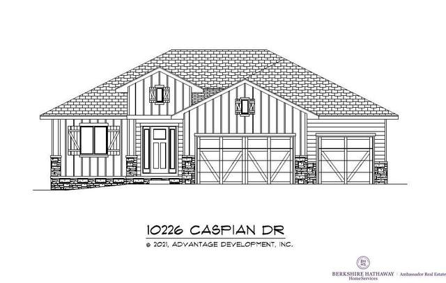 10226 Caspian Drive, Papillion, NE 68046 (MLS #22102918) :: The Briley Team