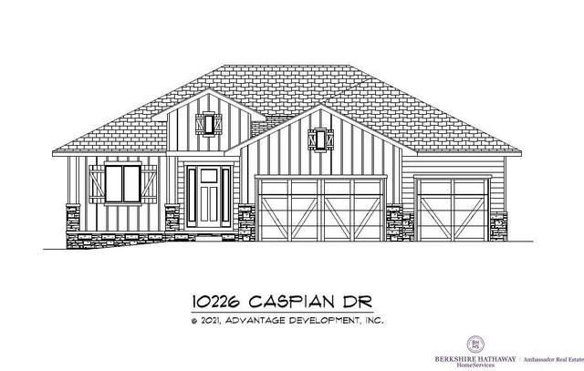 10226 Caspian Drive, Papillion, NE 68046 (MLS #22102918) :: Don Peterson & Associates