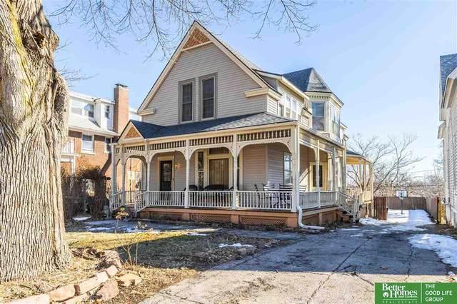 1017 S 36th Street, Omaha, NE 68105 (MLS #22102959) :: Catalyst Real Estate Group
