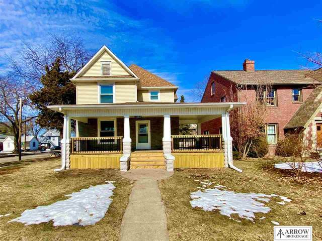 1302 C Street, Lincoln, NE 68502 (MLS #22102963) :: Lincoln Select Real Estate Group