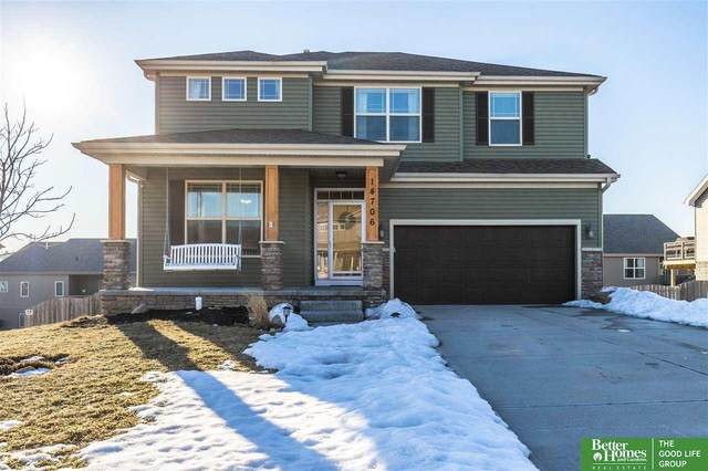 14706 S 23rd Street, Bellevue, NE 68123 (MLS #22102973) :: Stuart & Associates Real Estate Group