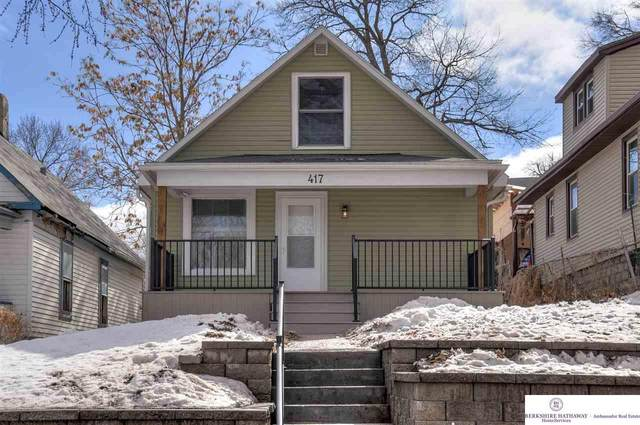 417 Woolworth Avenue, Omaha, NE 68108 (MLS #22102984) :: Don Peterson & Associates