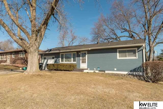 6614 Hartman Avenue, Omaha, NE 68104 (MLS #22103394) :: One80 Group/KW Elite