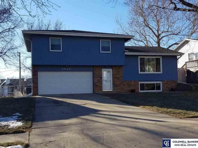 1616 N 111 Street, Omaha, NE 68154 (MLS #22103411) :: kwELITE