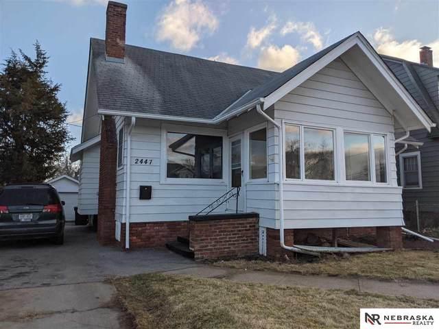 2447 Titus Avenue, Omaha, NE 68112 (MLS #22103997) :: Complete Real Estate Group