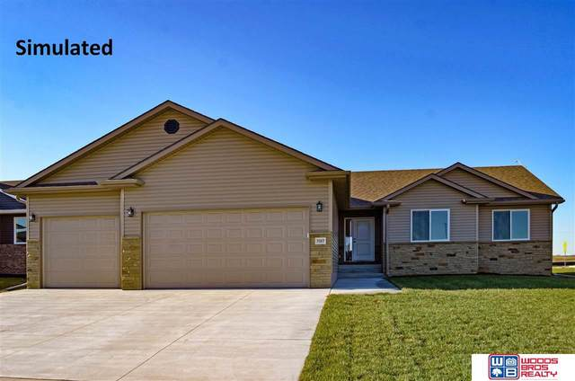 1215 Gage Street, Eagle, NE 68347 (MLS #22104023) :: Capital City Realty Group