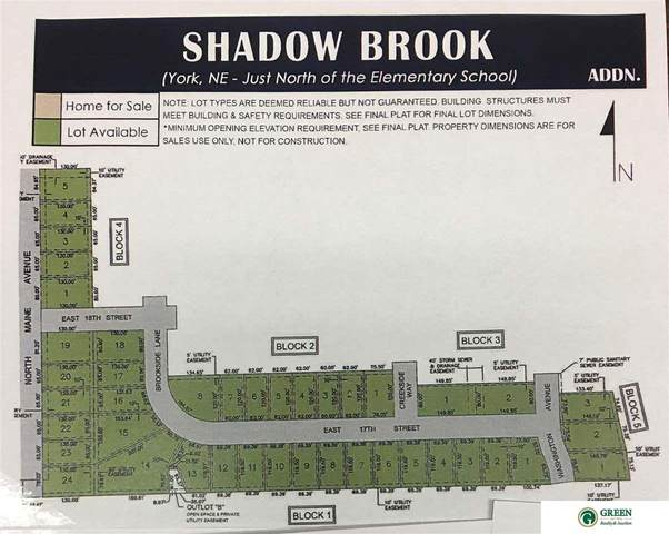 lot 5 blk 4 N Maine Avenue, York, NE 68467 (MLS #22104951) :: Omaha Real Estate Group