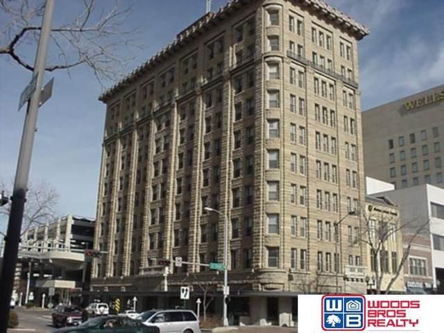 100 N 12th Street #901, Lincoln, NE 68508 (MLS #22105113) :: Berkshire Hathaway Ambassador Real Estate