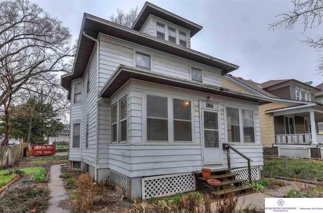 914 S 25th Street, Omaha, NE 68105 (MLS #22105150) :: Berkshire Hathaway Ambassador Real Estate