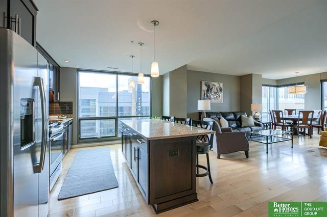 220 S 31st Avenue #3611, Omaha, NE 68131 (MLS #22105465) :: Catalyst Real Estate Group
