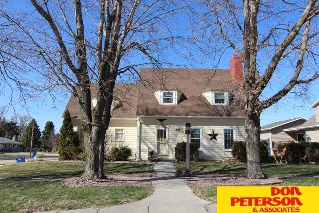 404 W State Street, Hartington, NE 68739 (MLS #22105694) :: Don Peterson & Associates