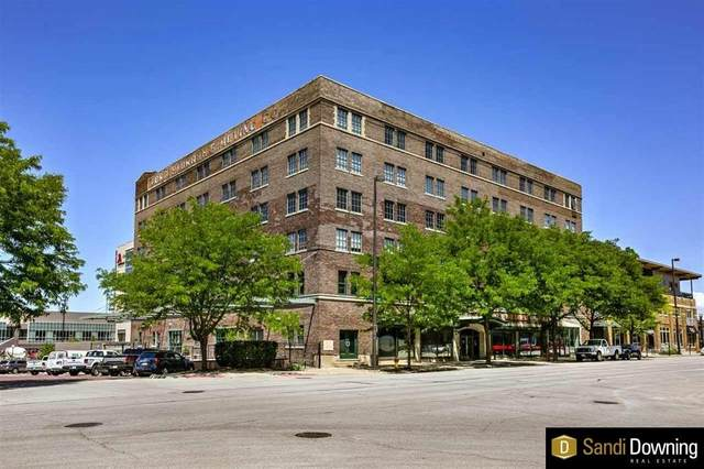 1024 Dodge Street #401, Omaha, NE 68102 (MLS #22106047) :: Capital City Realty Group