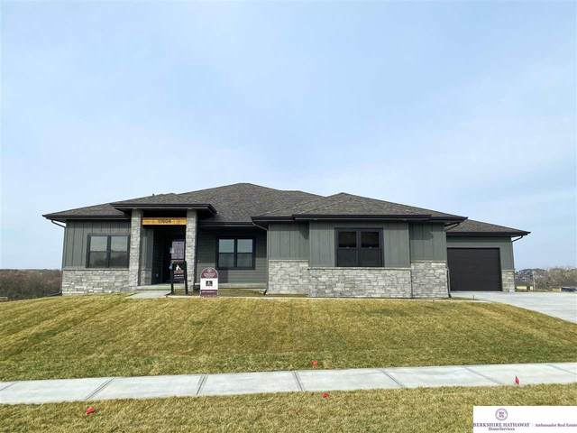 11604 S 117 Street, Papillion, NE 68046 (MLS #22106242) :: Don Peterson & Associates