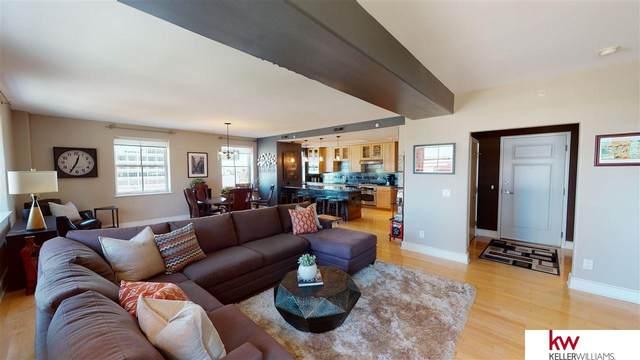 1403 Farnam Street #706, Omaha, NE 68102 (MLS #22106813) :: Omaha Real Estate Group