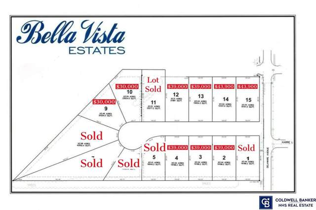 Lot 10 Bella Vista Estates, York, NE 68467 (MLS #22106878) :: Berkshire Hathaway Ambassador Real Estate