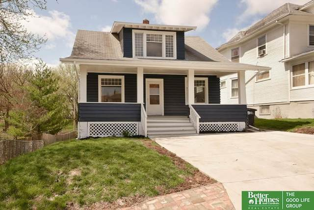 1226 N 34 Street, Omaha, NE 68131 (MLS #22106927) :: Berkshire Hathaway Ambassador Real Estate