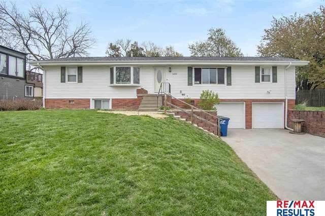 1433 S 76 Street, Omaha, NE 68124 (MLS #22107137) :: Omaha Real Estate Group