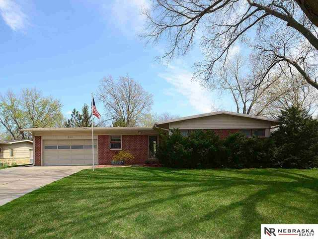 846 Mulder Drive, Lincoln, NE 68510 (MLS #22107159) :: The Briley Team