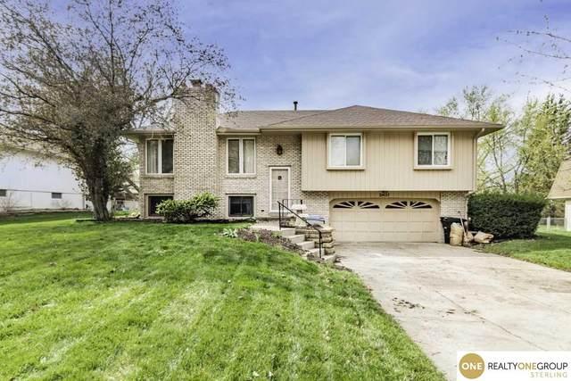 21427 Fieldcrest Drive, Omaha, NE 68022 (MLS #22107241) :: Omaha Real Estate Group