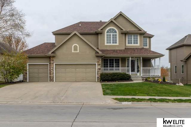 11904 Timberridge Drive, Bellevue, NE 68133 (MLS #22107243) :: One80 Group/KW Elite