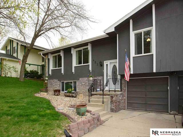 403 Kountze Memorial Drive, Bellevue, NE 68005 (MLS #22107437) :: Complete Real Estate Group