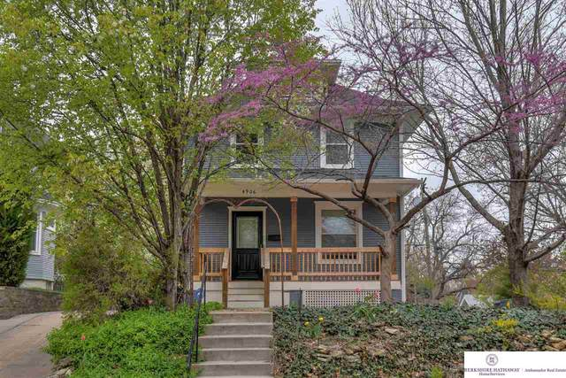 4906 Webster Street, Omaha, NE 68132 (MLS #22107439) :: The Briley Team