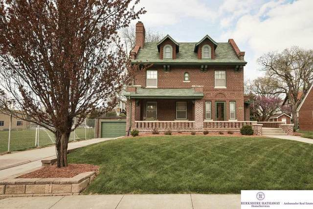 3826 Webster Street, Omaha, NE 68131 (MLS #22107461) :: Don Peterson & Associates