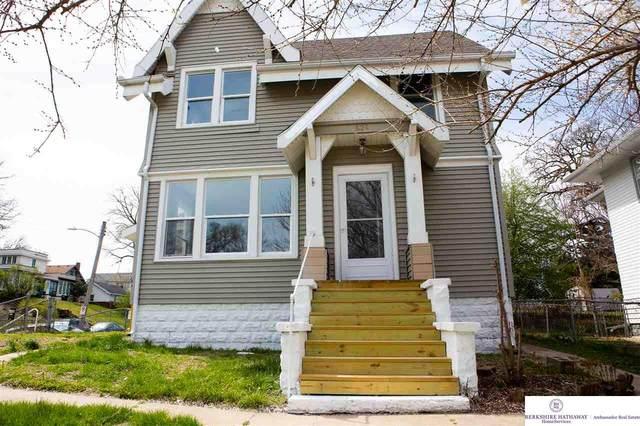 824 S 36 Street, Omaha, NE 68105 (MLS #22107548) :: Complete Real Estate Group